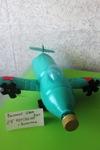 Вертолёт из пластиковой бутылки своими руками 34